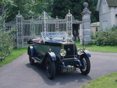 Car Vin Lookup >> 14/40 TOURER | The MG Owners' Club