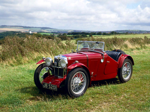 MG J2 MIDGET | The MG Owners' Club
