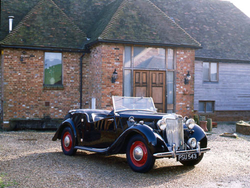 Car Vin Lookup >> MG YT TOURER | The MG Owners' Club