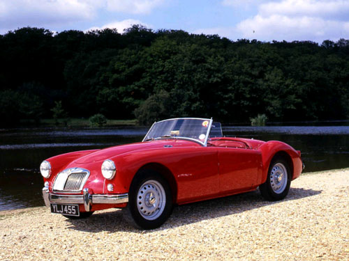 Car Vin Lookup >> MGA TWIN CAM | The MG Owners' Club