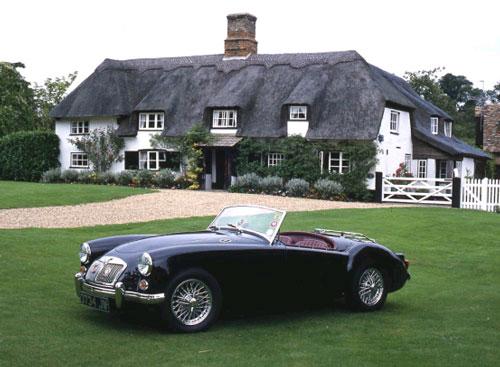 Classic Car Classified Magazine