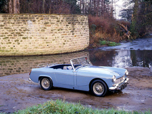 Mg Midget 1275cc The Mg Owners Club
