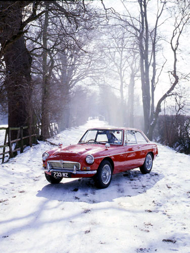 MGC GT | The MG Owners' Club