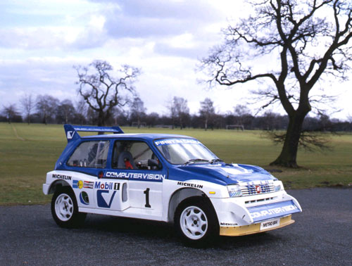 Range Rover Hd Images >> MG METRO 6R4 | The MG Owners' Club