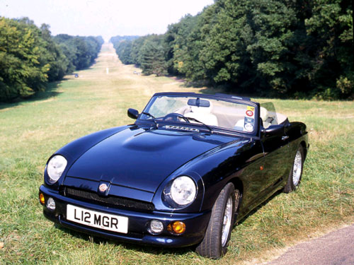 Mgr V8 The Mg Owners Club