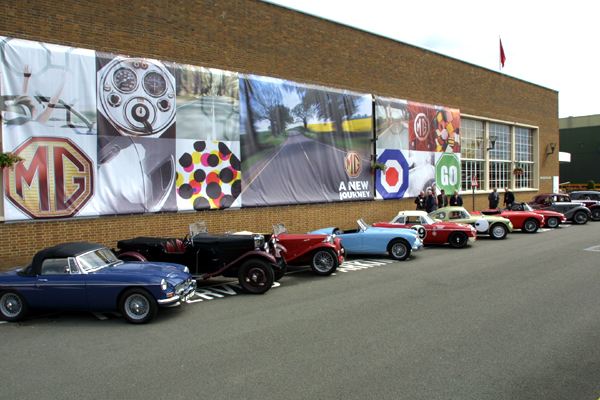 Calendar Of Events The Mg Owners Club