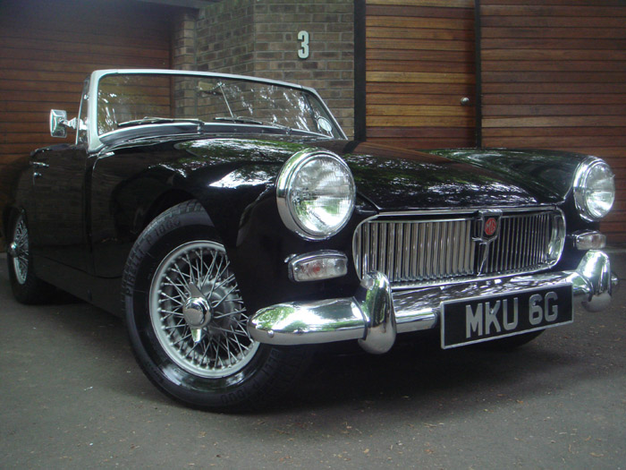 Mg midget vin numbers agree