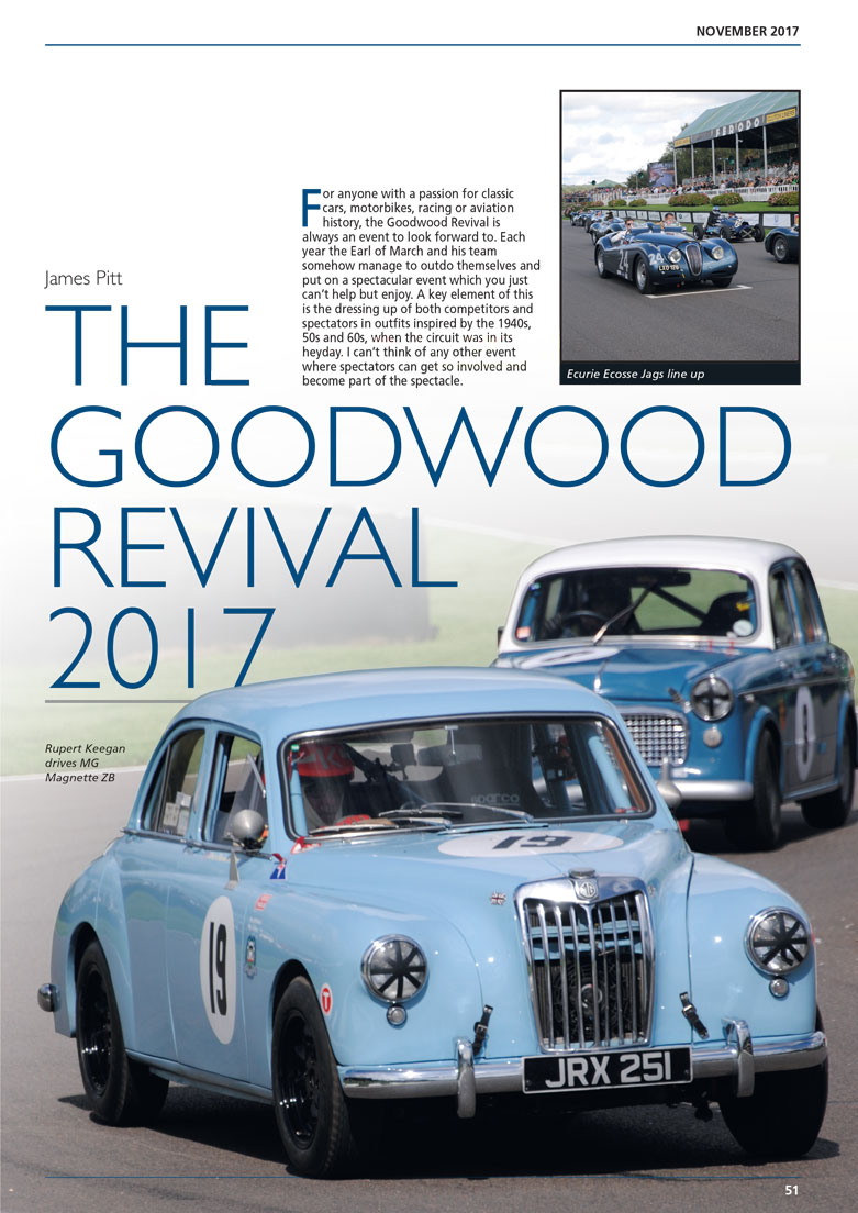 goodwood revival 2017 the mg owners 39 club. Black Bedroom Furniture Sets. Home Design Ideas