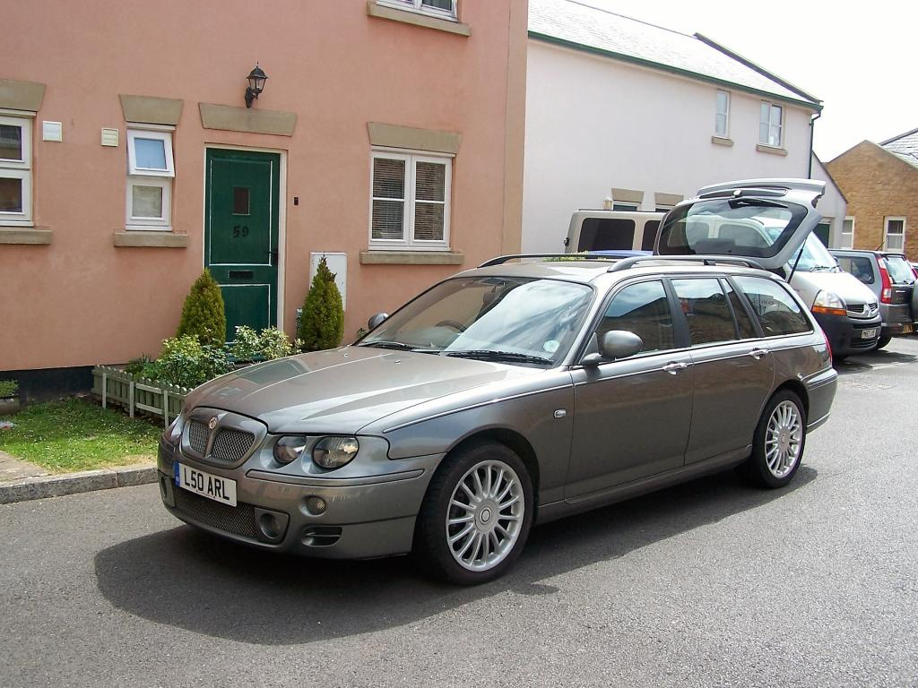 MG ZT-T+ 190 ESTATE 2003