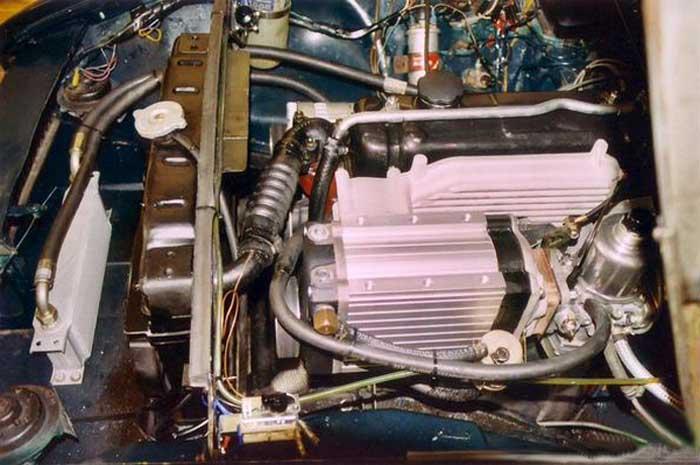 PhilEarls (Hi-flow) supercharger set up
