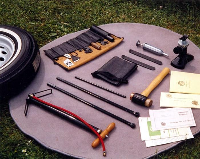 Original tool kit