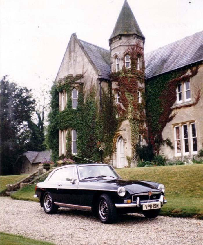 Dave's V8GT 1986 (before rebuild)