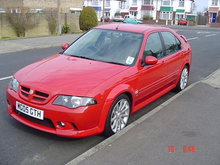 My New MG ZS 180 The SV look a like