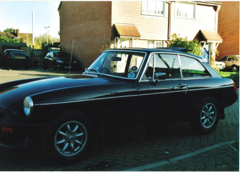 The BGT is one of the all time classics. Re-upholstered and Walnut dash. Used every day - a second car which became a first! Love it!!