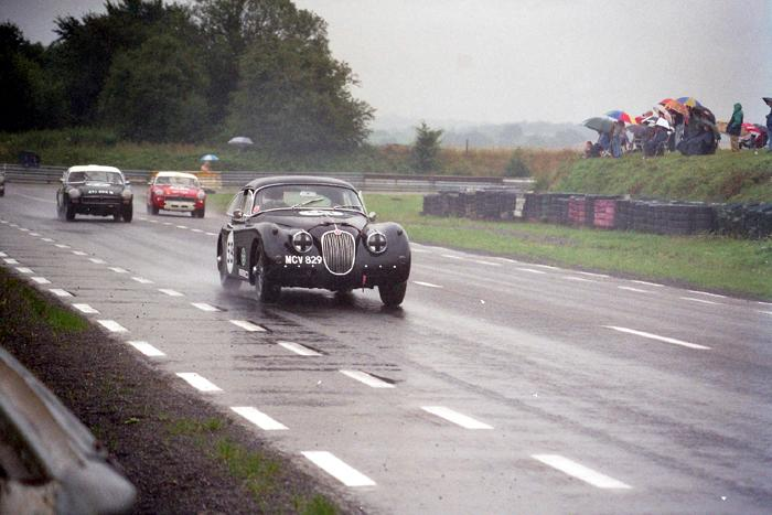 Chimay Historicar 2005 - Two b's chasing a big cat