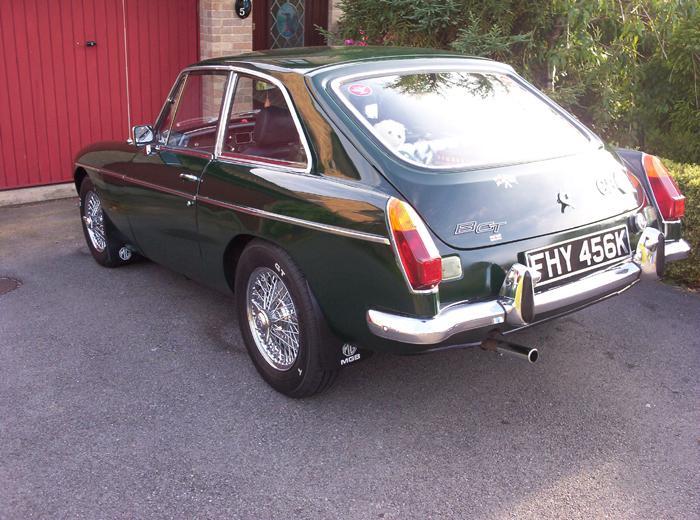 With mg midget wooden steering wheel uk