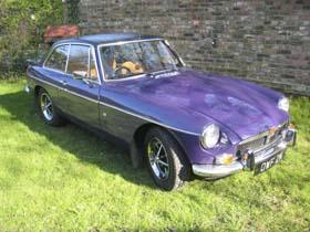 My 1973 model in Aconite.