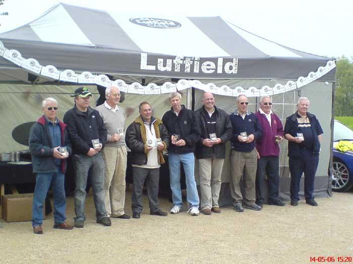 The Pride Of Ownership award winners