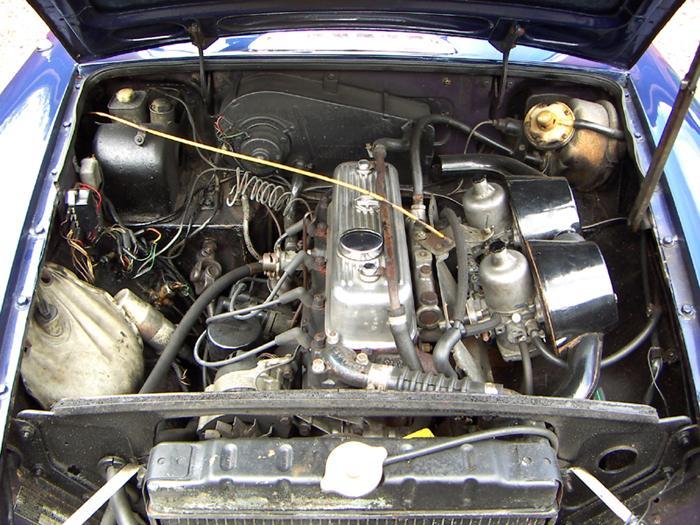 Blue Luce BGT 1974
