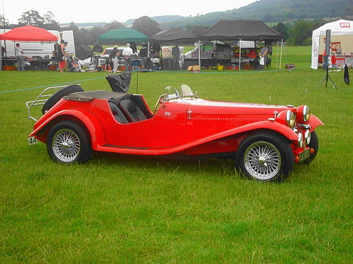 Harrogate MGOC Northern National MG Based Kit Car 1st In Class 2006