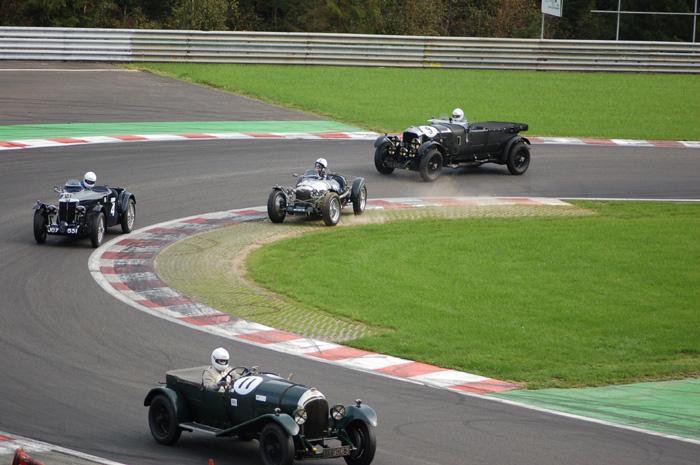 Hairy qualifying lap