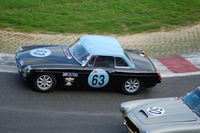 Six Hour endurance race - James Cottingham's car