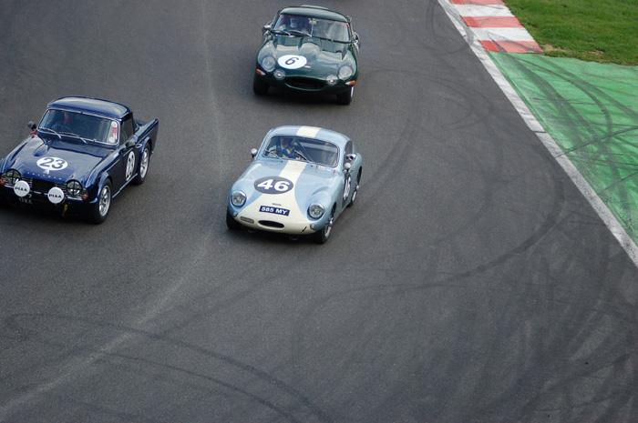 Six Hour endurance race - English trio