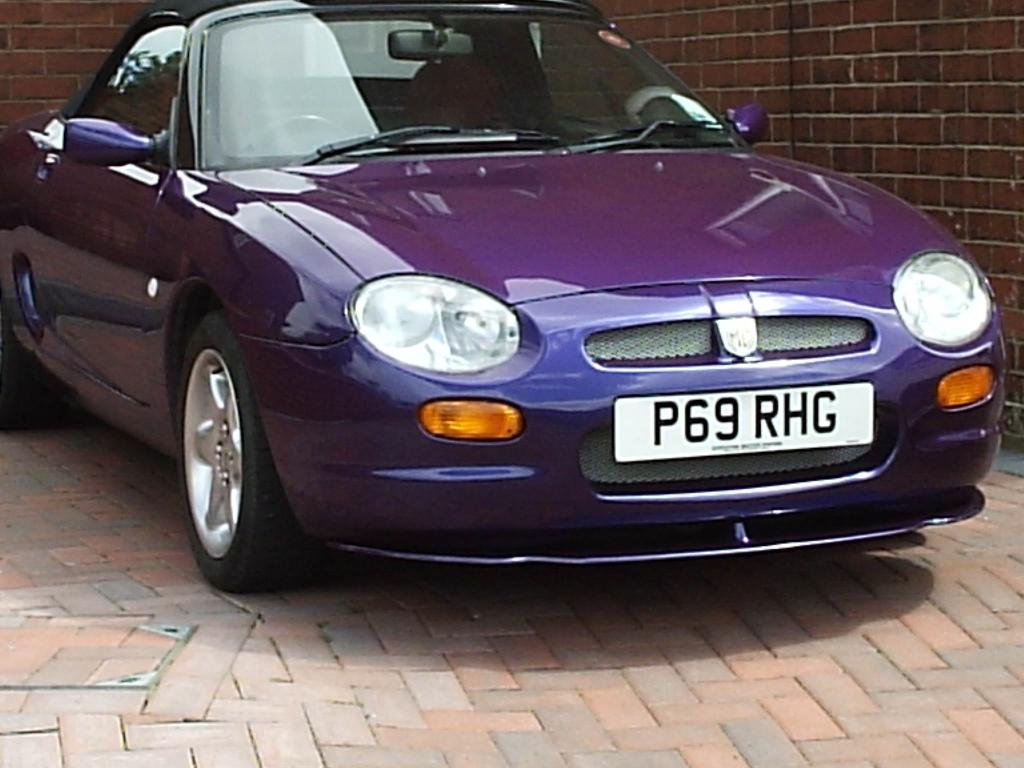 my loved mgf