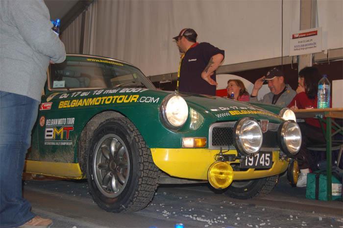 BGT driven by Christian Jupsin - 5..4..3..2..1...Go !!!