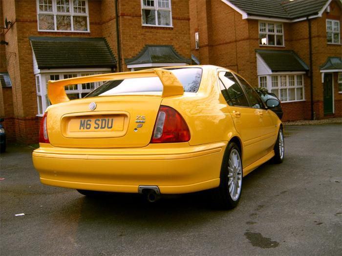 Yellow ZS