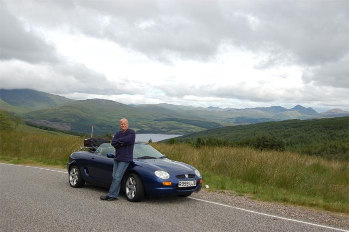 Highlands tour August 2006