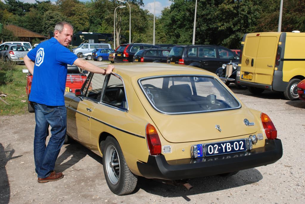 Lovely trip at Bilthoven the Netherland on September 16, 2007