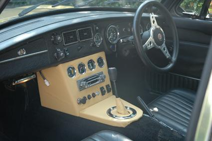 Modified interior