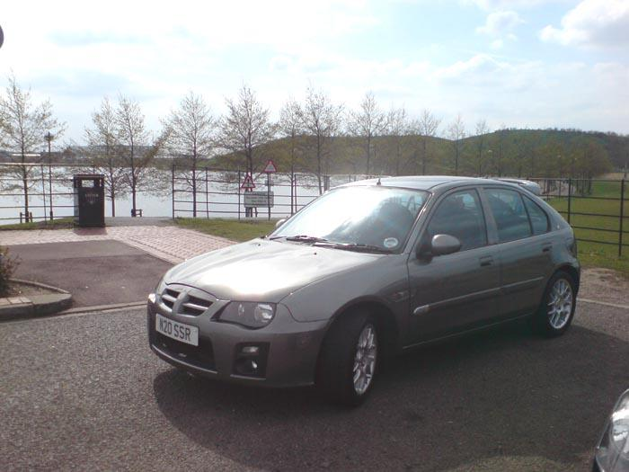 ZR at lakeside doncaster