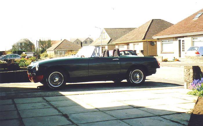 Sloop, a 120bhp Plastic '68 B Tourer