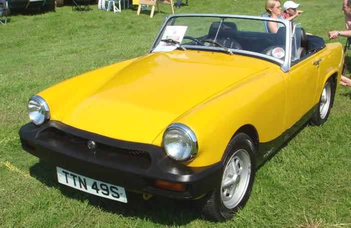 MG Midget 1978 1500cc - I've almost finsihed the restoration just a few more things to do!Ross - Northampton