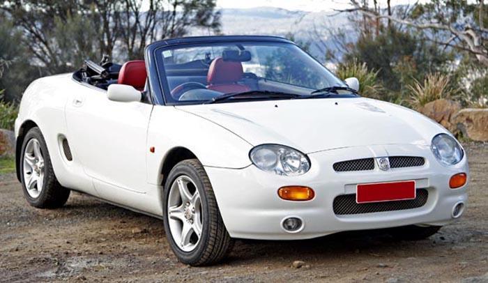 1997 MG-F VVC