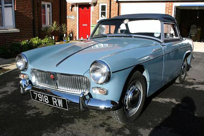 1962 Midget Mk1