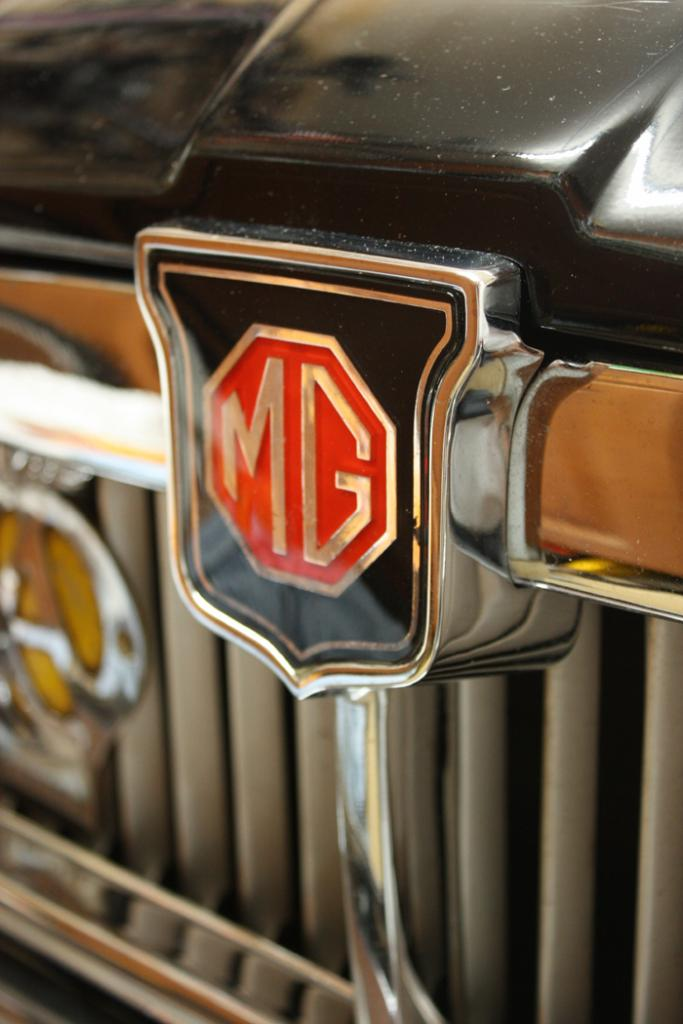MGB Badge