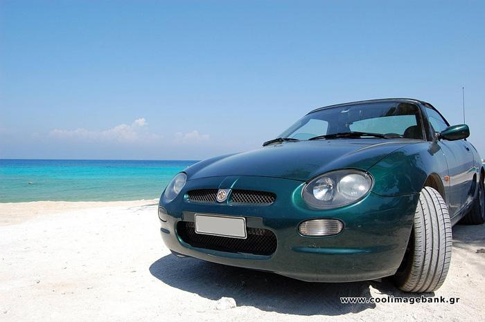 MGF in Ionian Sea Lefkas summer 2008