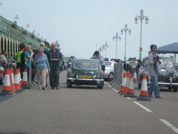 Regency Run 2009 Finish