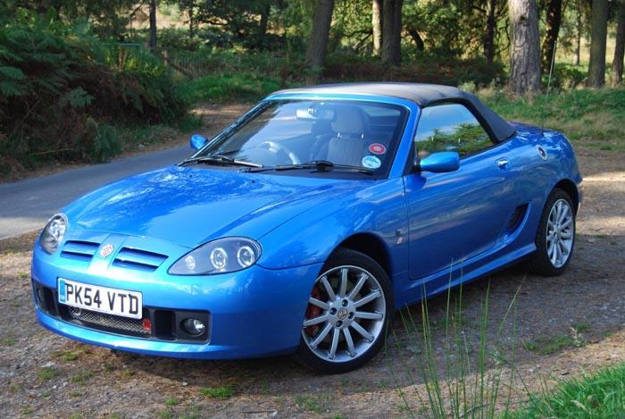 MGTF 135 Spark.Sonic Blue.