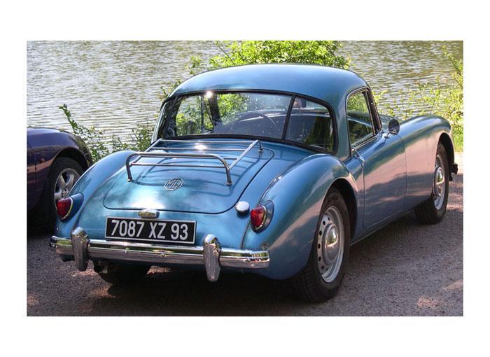 MGA Coupe 1959