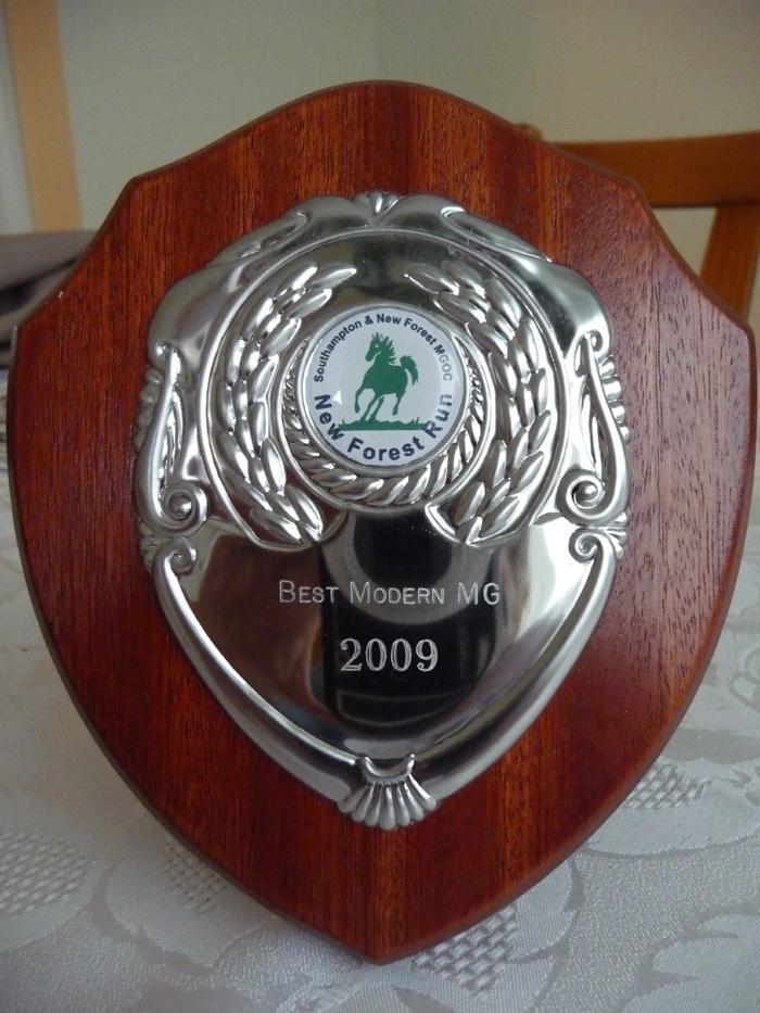Best modern MG New Forest Run 09