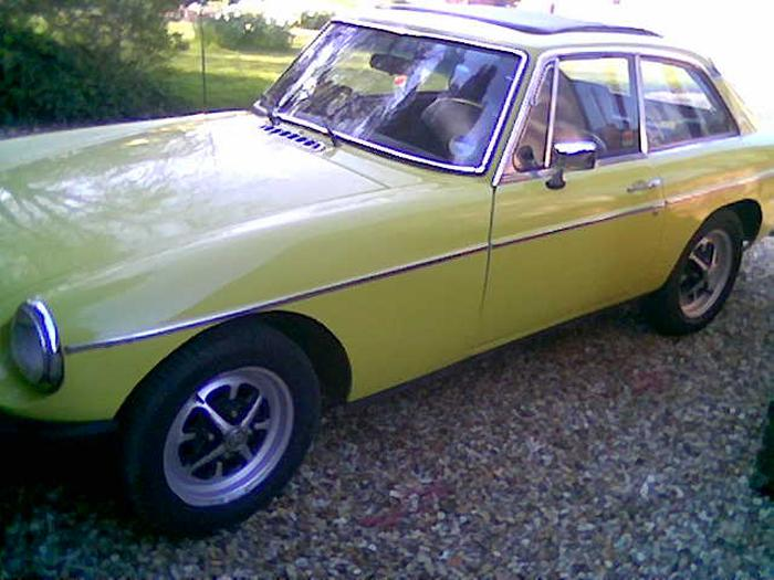 I finally found a decent BGT in Citron Yellow,original interior, well looked after.