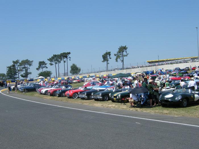 Fantastic to see so many MG's