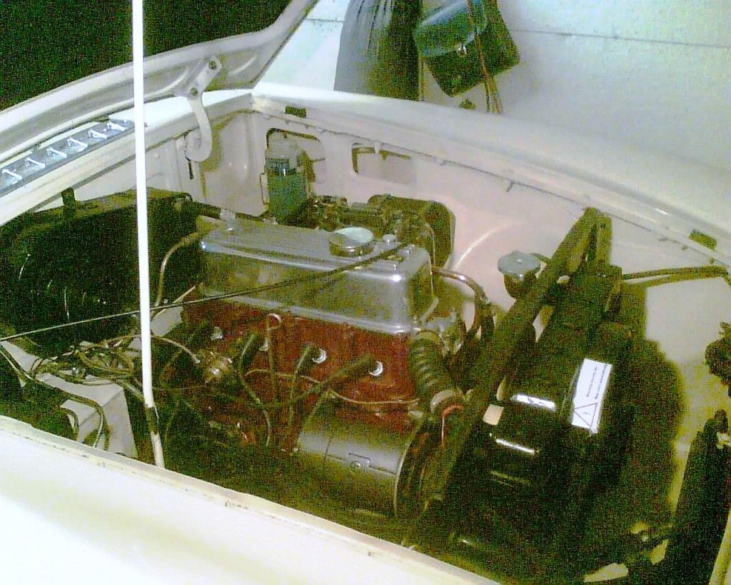 The heart of the car