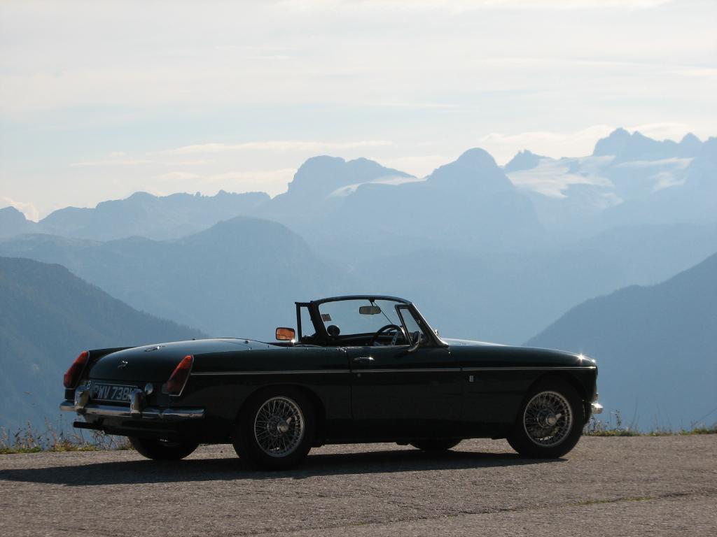 panorama strasse salzkammergut austria