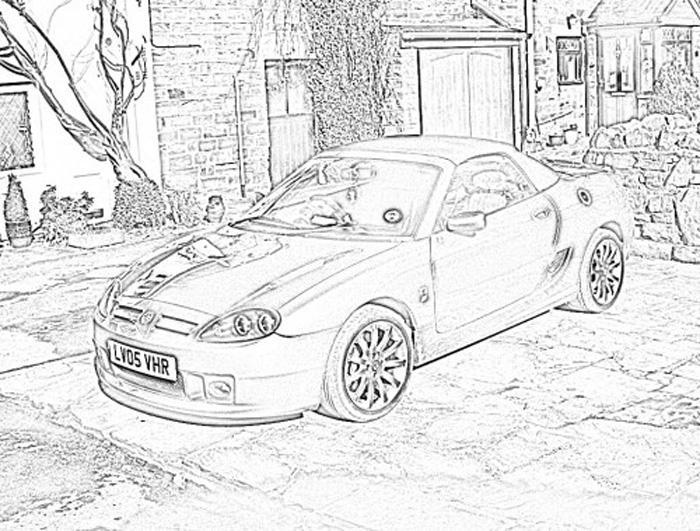 My 05 TF 160 Spark