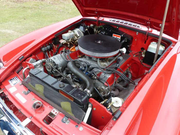180 BHP 3.5 Litre ex-Range Rover V8